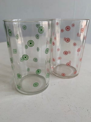 Swanky Swig juice glasses/ $6 Each/ Two Available