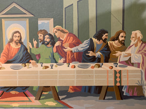 Last Supper Paint By Number