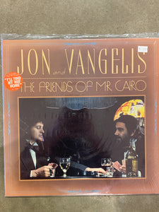 Jon and Vangelis- The friends of Mr Cario