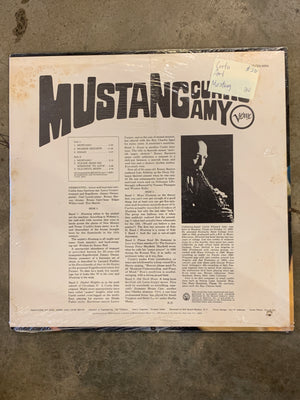 Curtis Amy - Mustang