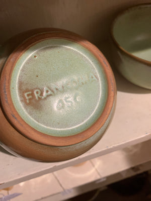 Frankoma Soup Cup