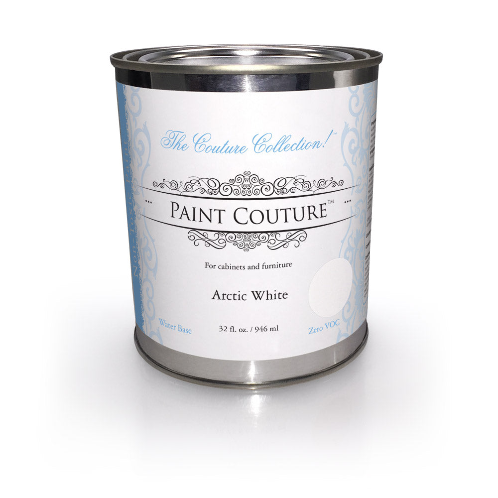 Paint Couture - Arctic White