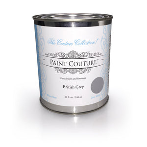 Paint Couture - British Grey