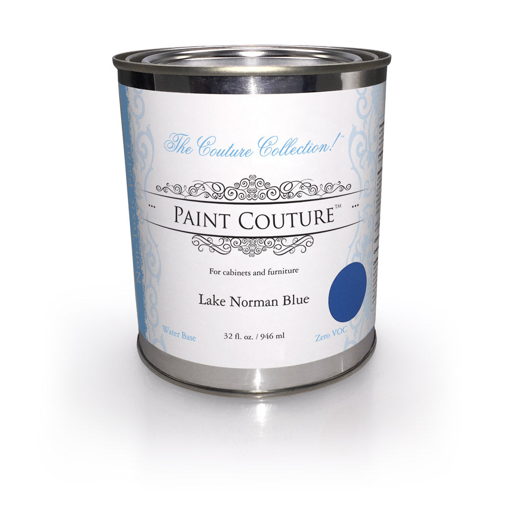 Paint Couture - Lake Norman Blue