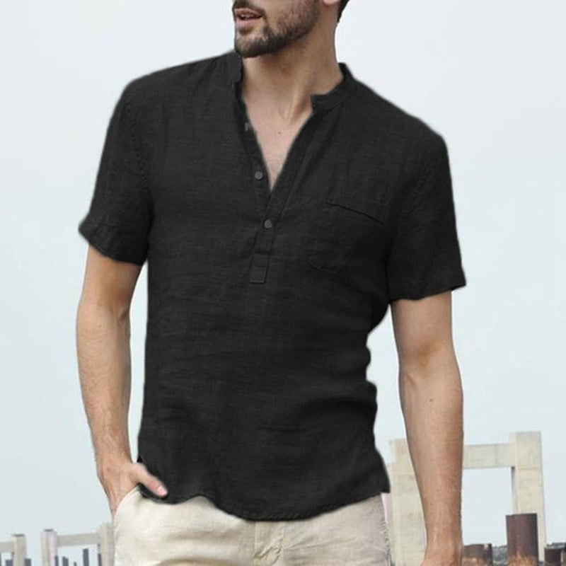BREEZE Linen Shirt