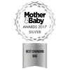 Mother & Baby 2018 Silver Award Best Changing Bag