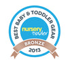 Baby & Toddler Gear Award 2013 Bronze