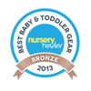Best Baby & Toddler Gear Award Pop-Up Travel Bassinet