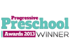 Progressive Preschool Award 2013 Winner
