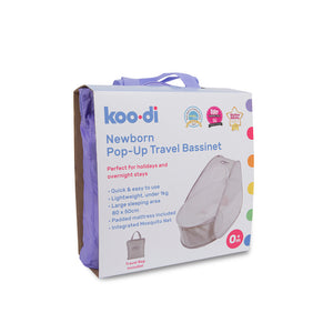 Pop-Up Travel Bassinet