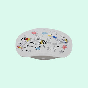 Feed-Me Foldable Play & Eat Place Mat