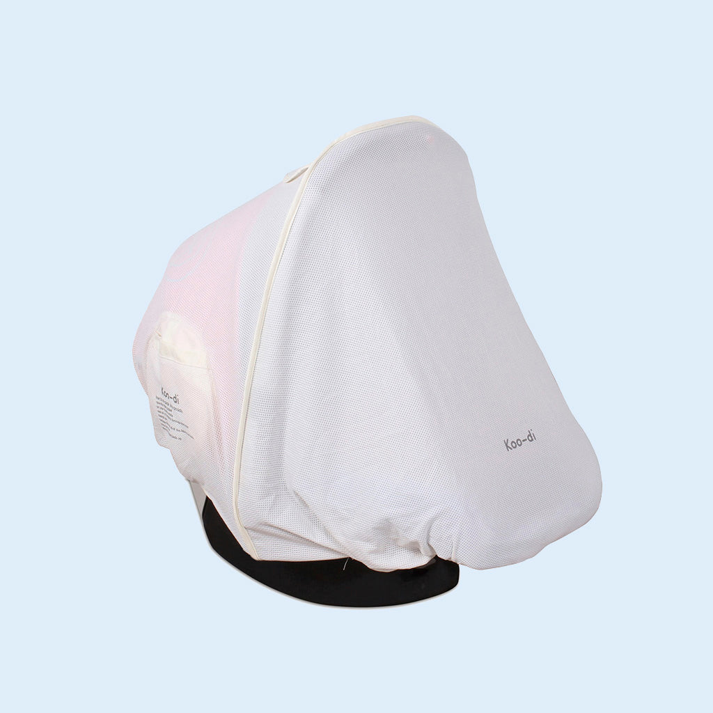 Sun & Sleep Infant Carrier Cover