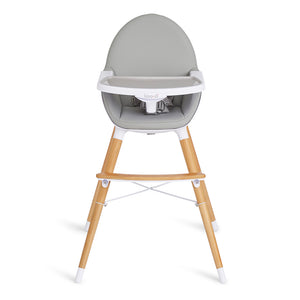 Duo Wooden Highchair