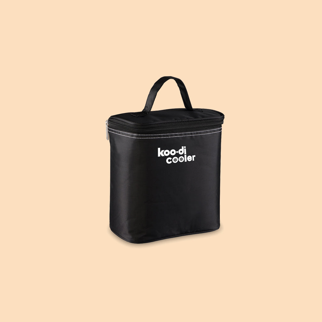 Cooler Insulated Food & Bottle Bag