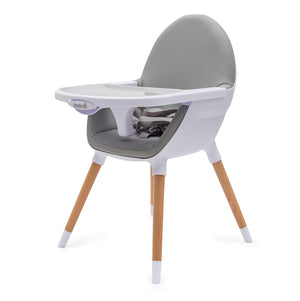 Duo Wooden High Chair