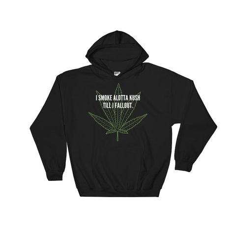 Marijuana Hooded Sweatshirt Toneway Clothing 2020 Fashion - ToneWay Clothing