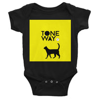 Cat 2020 Infant Bodysuit 6-24M - ToneWay Clothing