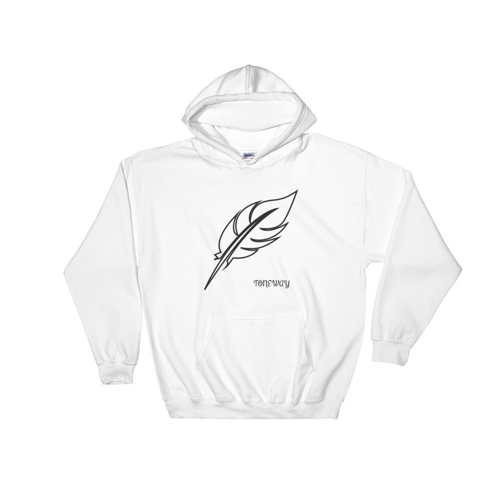 Toneway Feather Hoodie - ToneWay Clothing