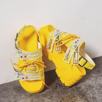 Women Platform Shoes - ToneWay Clothing