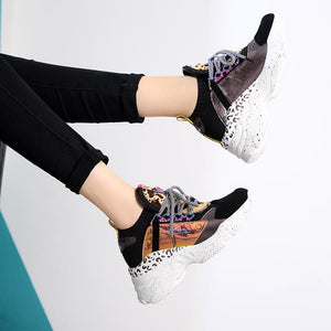 Casual Horsehair Soft Women Shoes - ToneWay Clothing