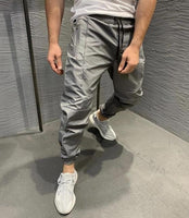 Reflective Hip Hop Joggers Sweatpants For Men - ToneWay Clothing
