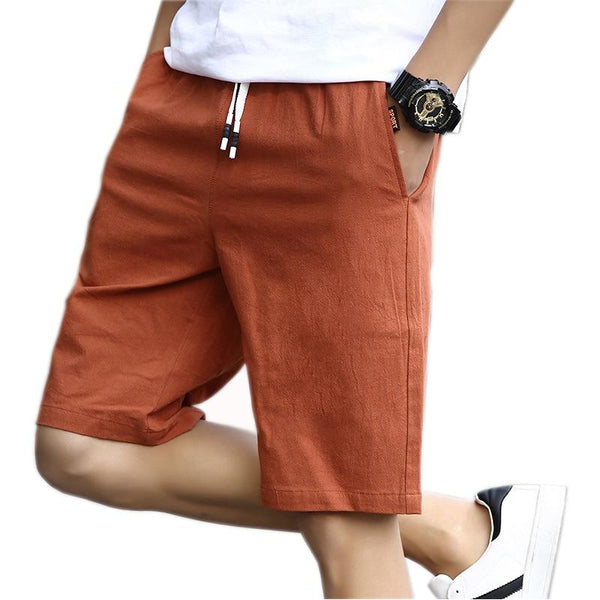 Toneway Clothing Summer Casual Shorts Men Fashion Style Man Shorts Bermuda Breathable Beach Shorts - ToneWay Clothing
