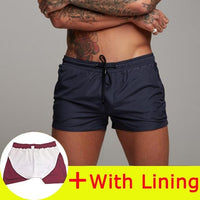 Toneway Clothing Men Casual Shorts New Gym Fitness Bodybuilding Shorts Mens Summer Casual Cool Shorts Male Workout Beach - ToneWay Clothing