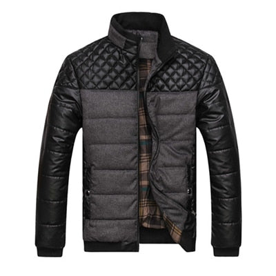 Toneway Clothing Men's Jackets and Coats Designer Jackets Men Outerwear Winter Fashion Male Clothing - ToneWay Clothing