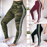 Toneway Woman Sporting Legging Casual Slim Sexy Camouflage Pants Trousers Elastic High Waist Female Camo Pants Pencil Legging - ToneWay Clothing