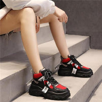 Spring Chucky Women Shoes - ToneWay Clothing