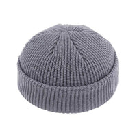 Brimless Hats Hip Hop Beanie Skullcap Street Knitted Hat - ToneWay Clothing