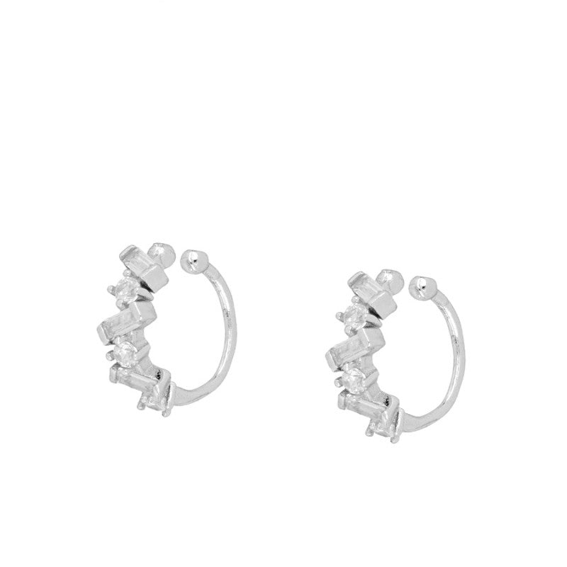 Earcuff Margat White Gold