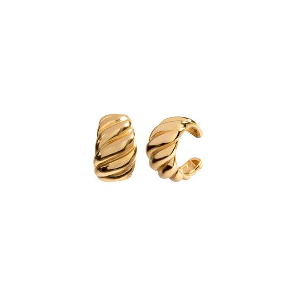 Earcuff Amour Gold