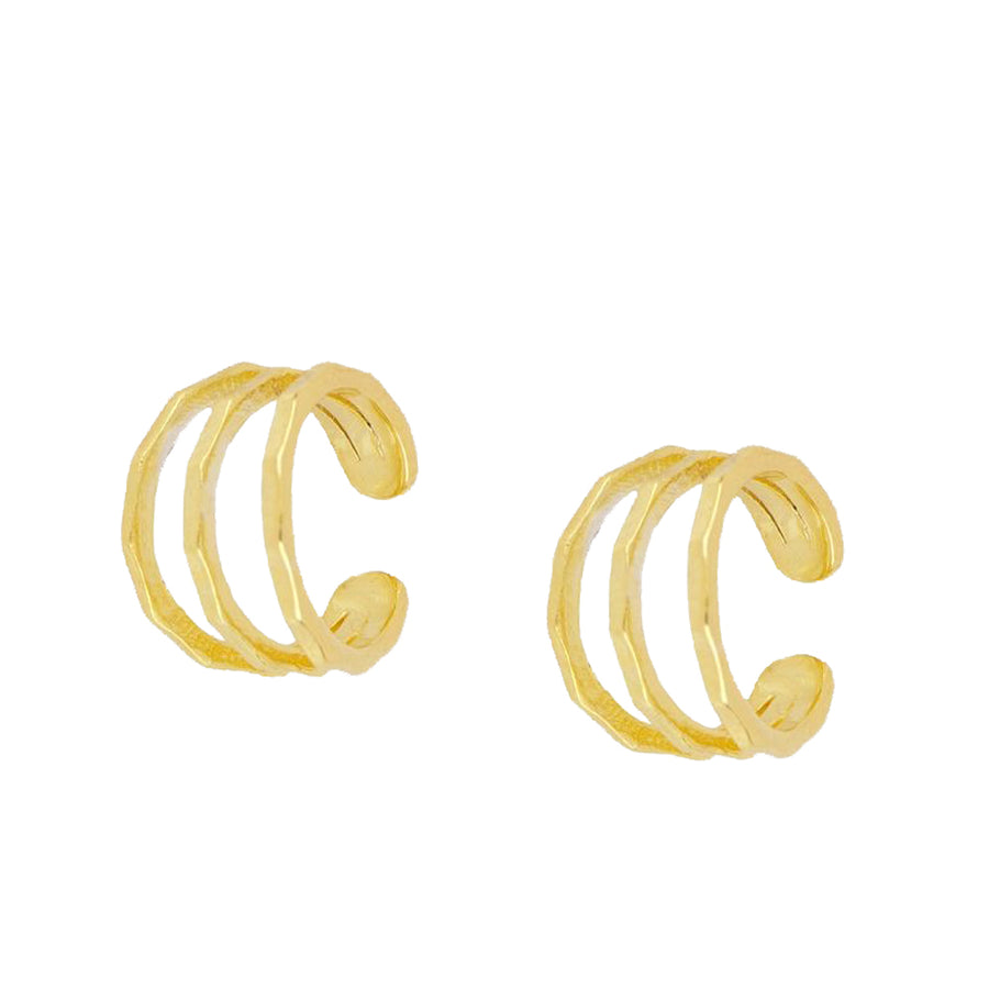 Earcuff Clement Gold