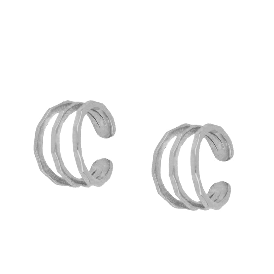 Earcuff Clement Silver
