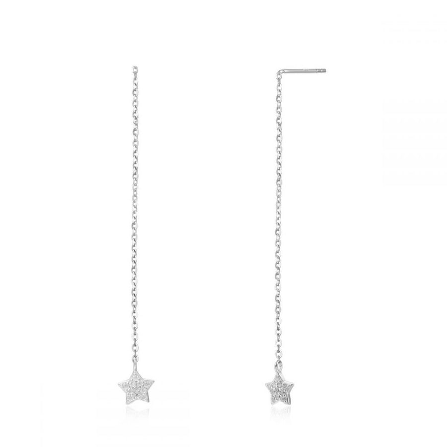 Long Star White Gold