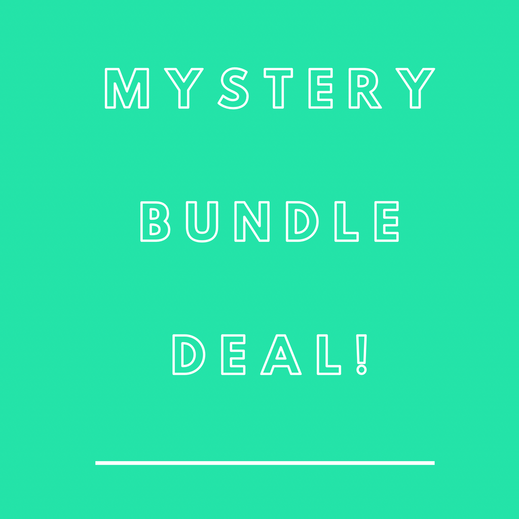 MYSTERY BUNDLE DEAL!