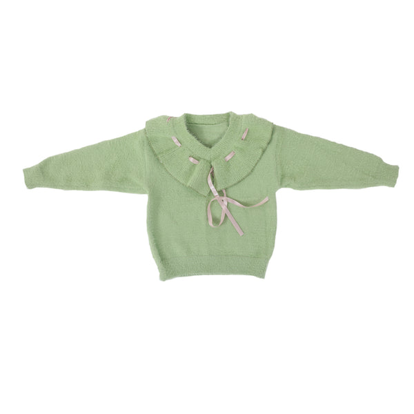Girls Knitted Winter pullover