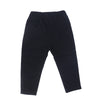 Girls Solid Bow Embellished Pants