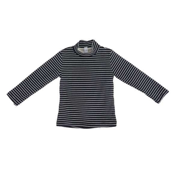 Girls Striped Winter wear Top