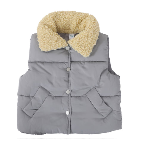 Baby Sleeveless Jacket