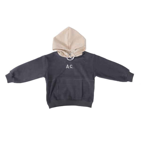 Blue Full Sleeves Hoodie for boys