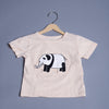 Boys Round Neck T-shirt With Capri