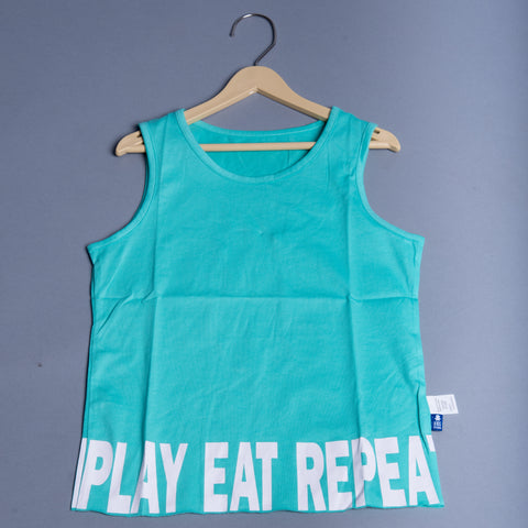 Boys Sleeveless Casual Tshirt