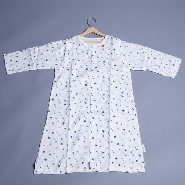 Girls Star Print Night Wear