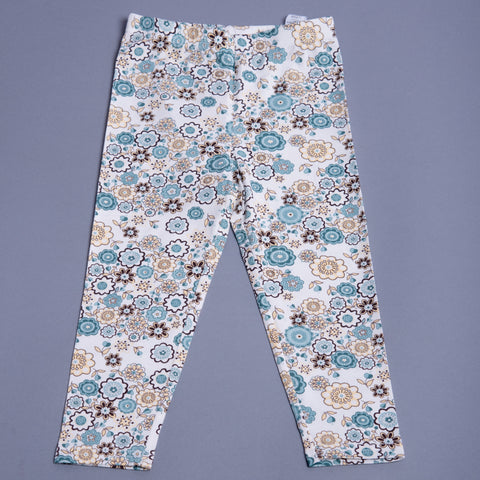 Girls Smart Printed Leggings