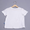 Girls Half Sleeves Top