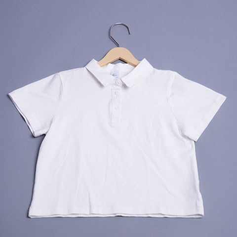 Boys Polo collar T-shirt