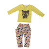 Kids Smart T-shirt with warm Lowers