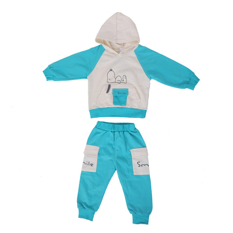 Kids Sweatshirt with warm Pyjamas